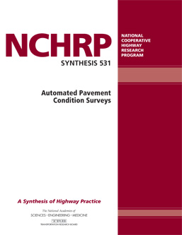 Cover NCHRP Report