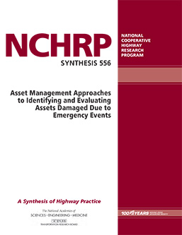 NCHRP report cover