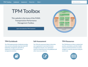 TPM Toolbox Homepage